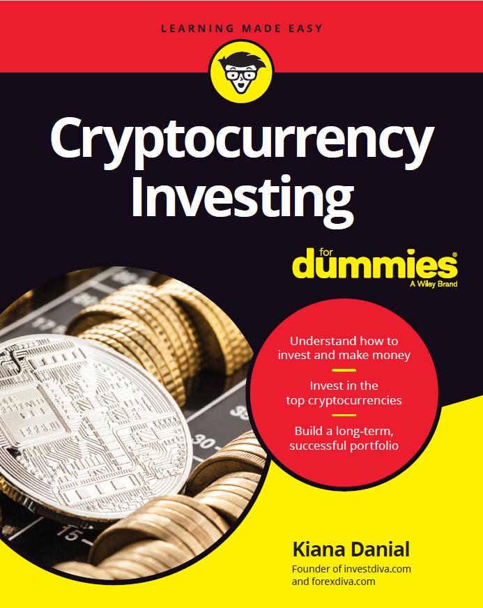 Risiken der Kryptowährungsinvestition - Kryptowährungsinvestition für Dummies-Buchcover